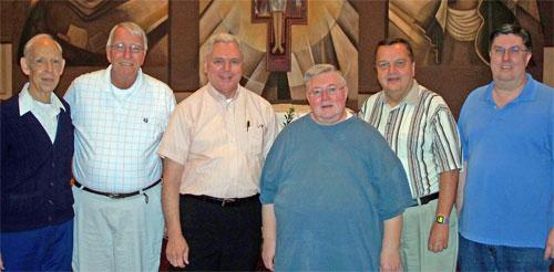 6 living pastors