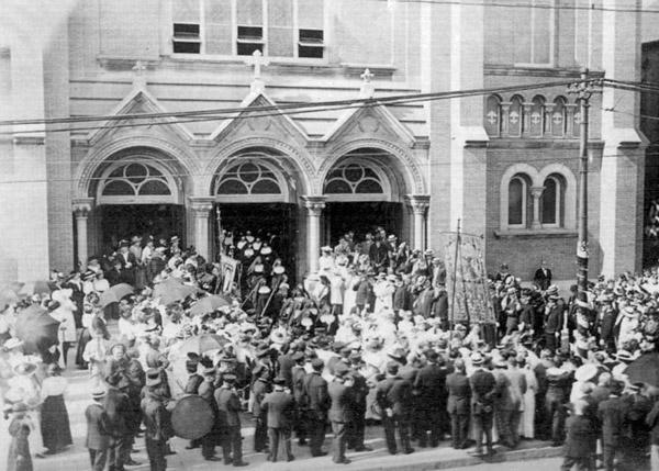 Corpus Christi 1914
