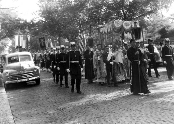 Corpus Christi 1950s