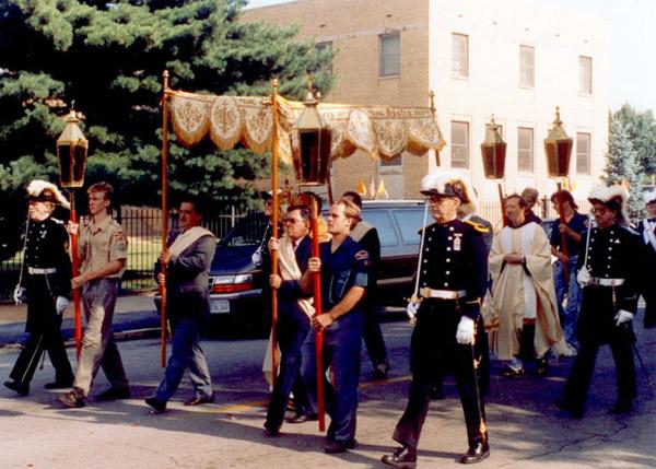 Corpus Christi 1991