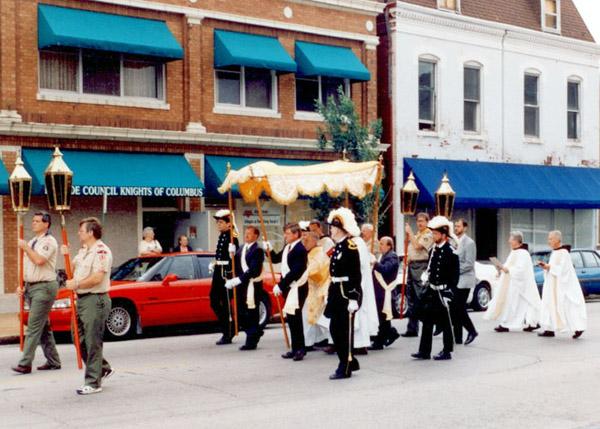 Corpus Christi 1998