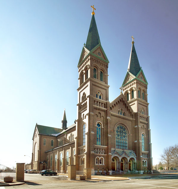 New St. Anthony of Padua Church